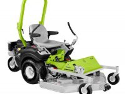 Zero turn ride on mowers