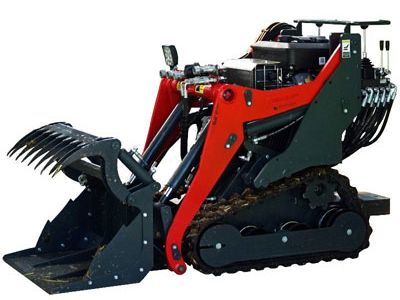 MicroBull Compact Loaders -