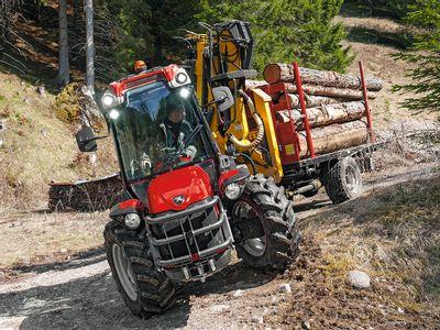 Alpine Tractors