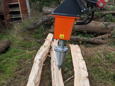 Cone Splitters