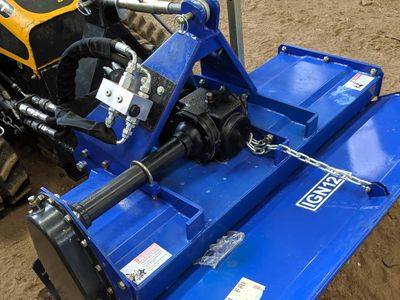 Robocut rotorvator